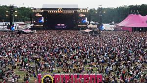 荷兰PInkpop音乐节