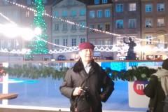 东欧六国之旅..夜游波兰华沙地标美人鱼景区记