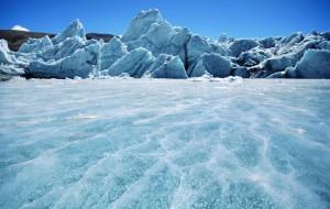【浪卡子图片】冬游40冰川+普莫雍错+珠峰5日游