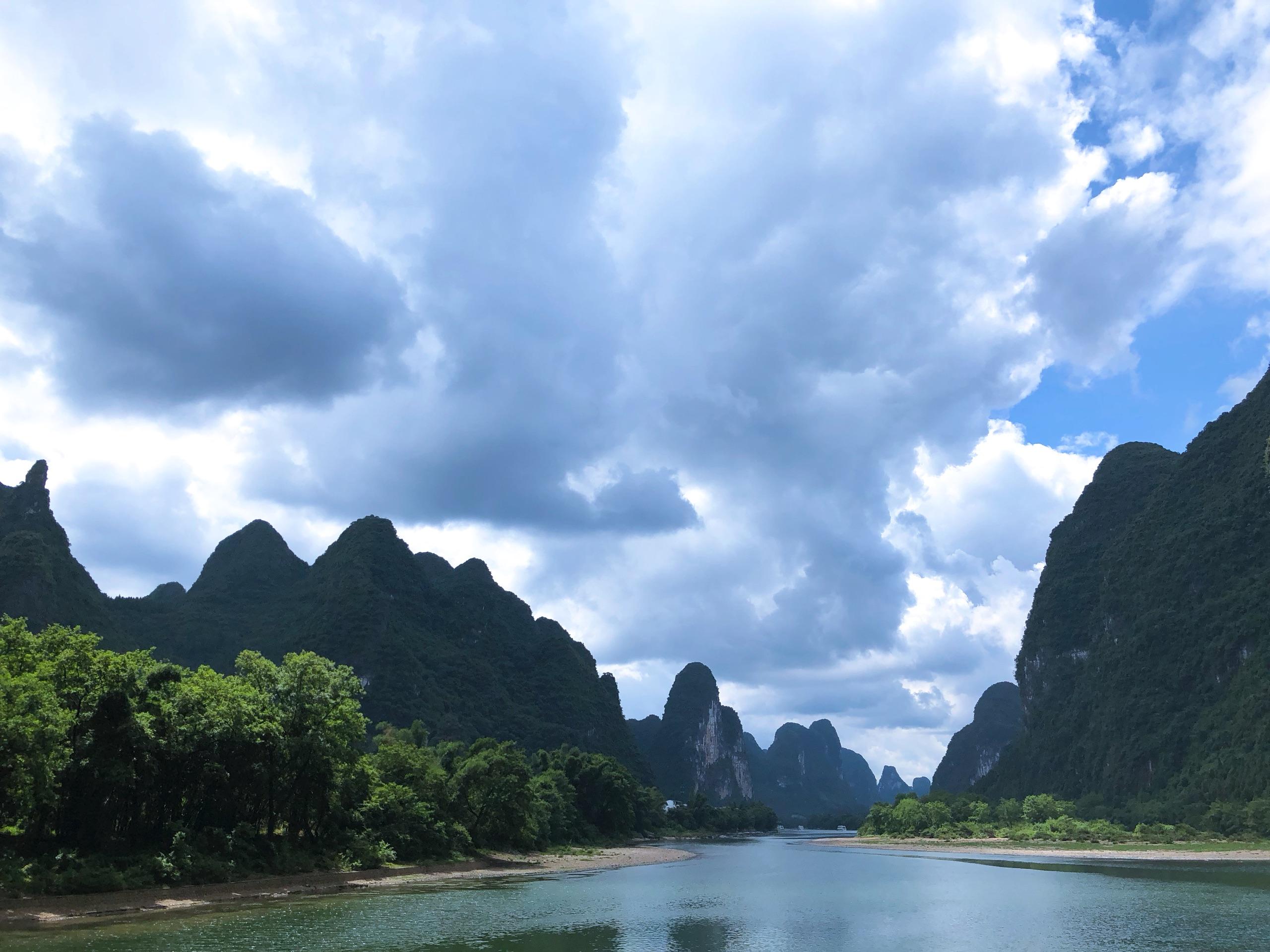 YangShuo LaoZhai Hill