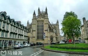 【英格兰图片】2017年6月 英国、爱尔兰之旅 (4):皇家新月楼、巴斯小城、曼彻斯特街容