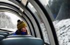 加拿大落基山VIA火车+大巴5日游(一段浪漫火车之旅+欧根拿湖游船+班夫+贾斯伯+优鹤+雷夫尔斯托克+露易丝湖+哥伦比亚冰川+缆车+天空步道)