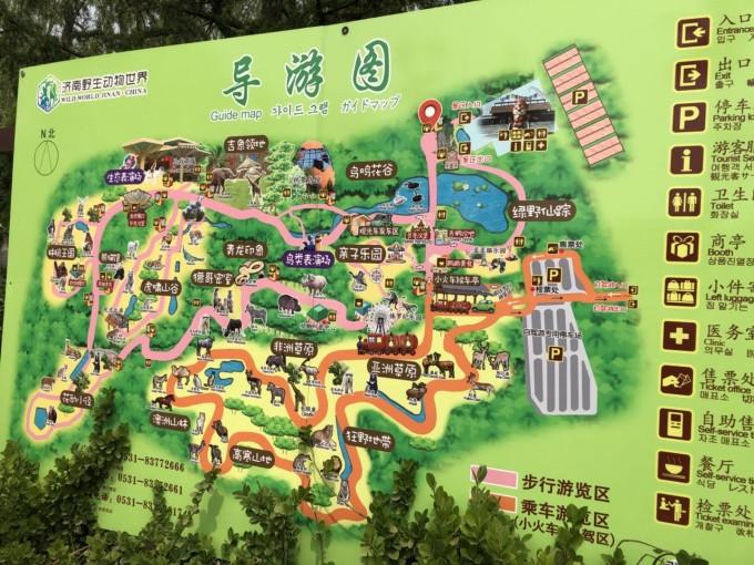 济南野生动物园,济南旅游攻略 - 马蜂窝
