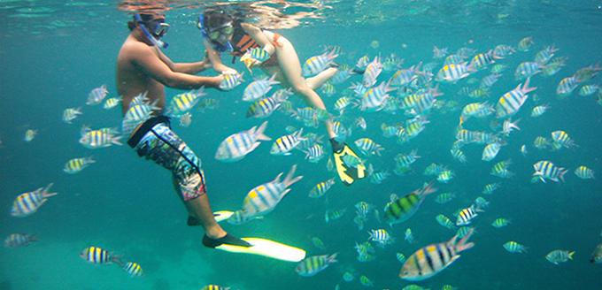 超适合带娃游玩的蛋岛  蛋岛是普吉岛中最适合小朋友的岛屿,距离普吉