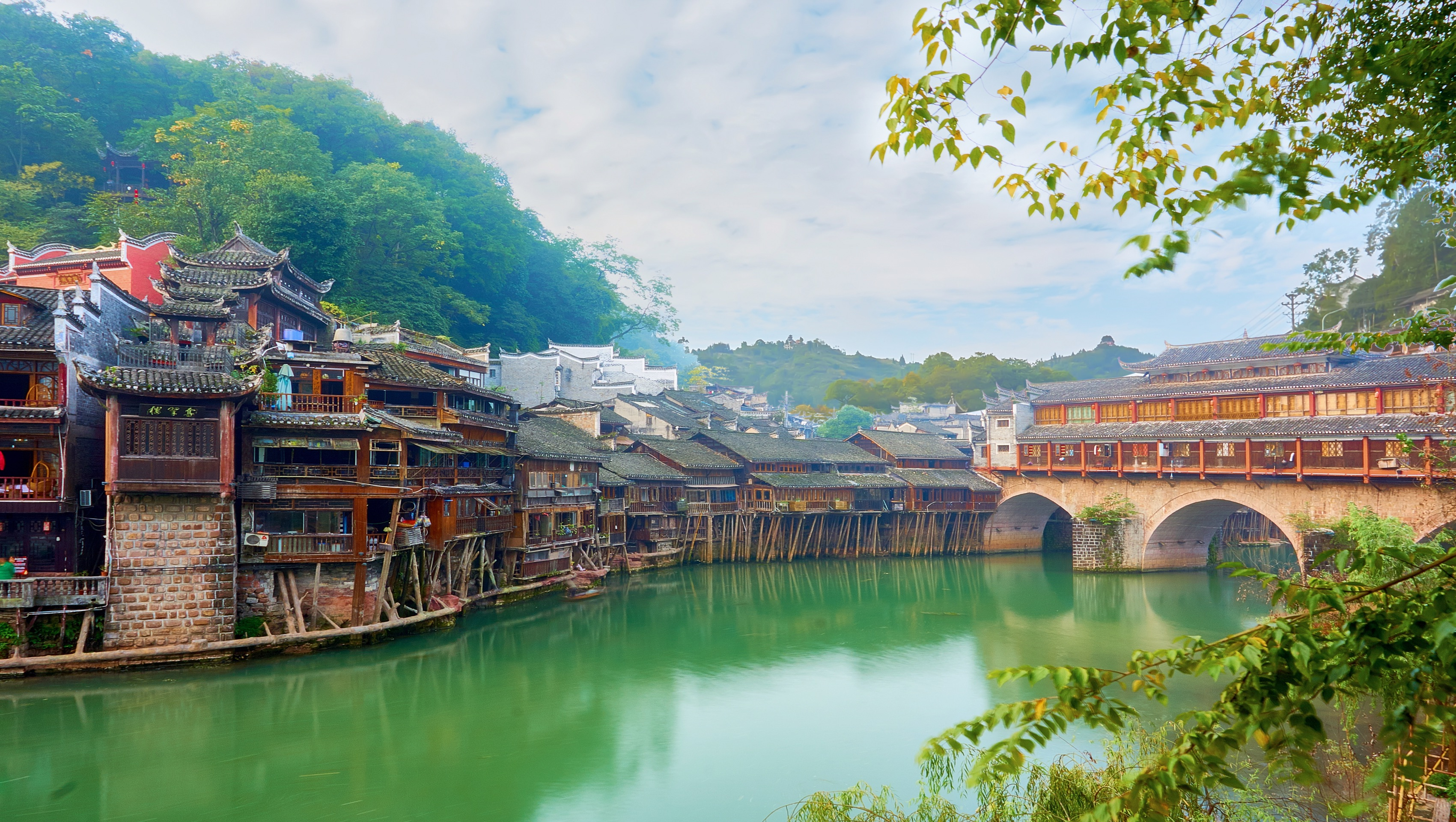 China ZhangJiaJie FENGHUANG Tours