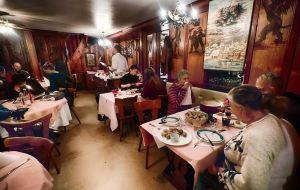 卢塞恩美食-Restaurant Fritschi