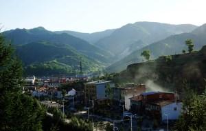 【山西图片】东寨镇与情人谷