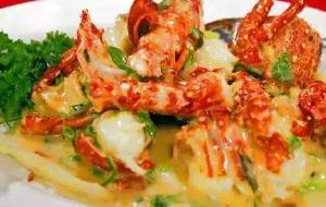 菲律宾美食-茉莉花园海鲜餐厅