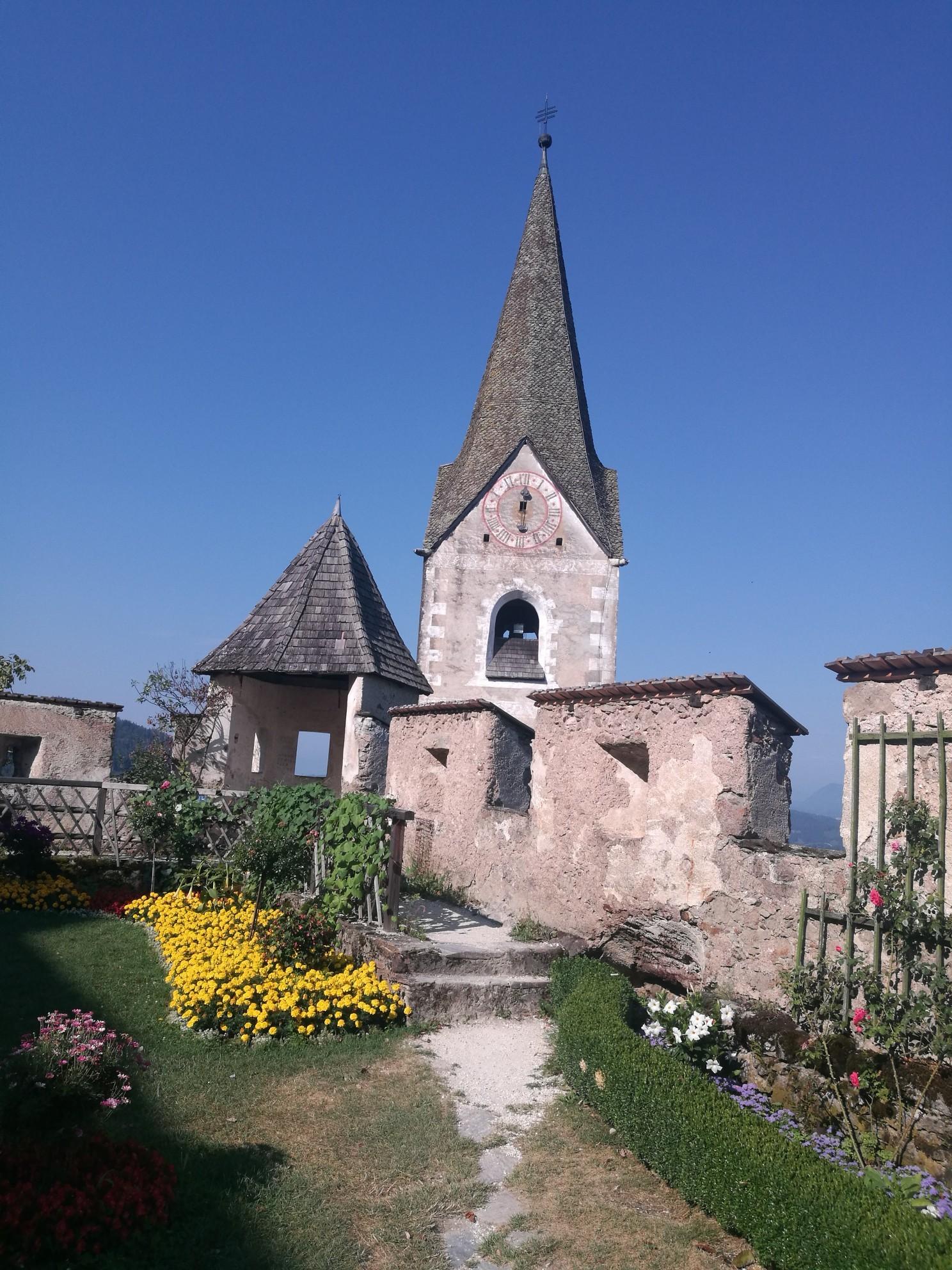 乡村游(二)西欧 4. 霍赫奥斯塔维兹城堡
