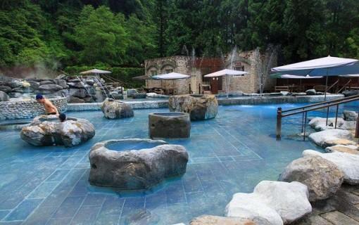 宜兰 太平山国家公园森林 温泉体验一日游 (含午餐 酒店接送)