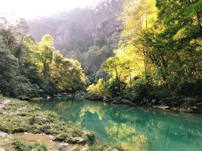 国内仙境!上榜美国cnn跟国家地理的恩施鹤峰县 少有人知的美丽风景!