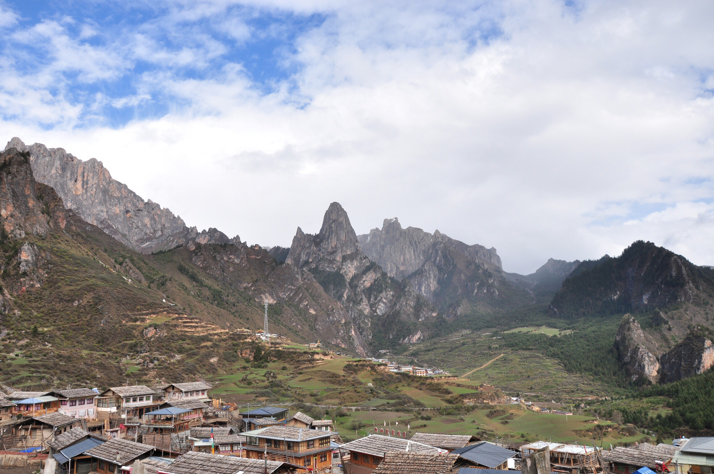 China GanSu ZhaGaNa Tours
