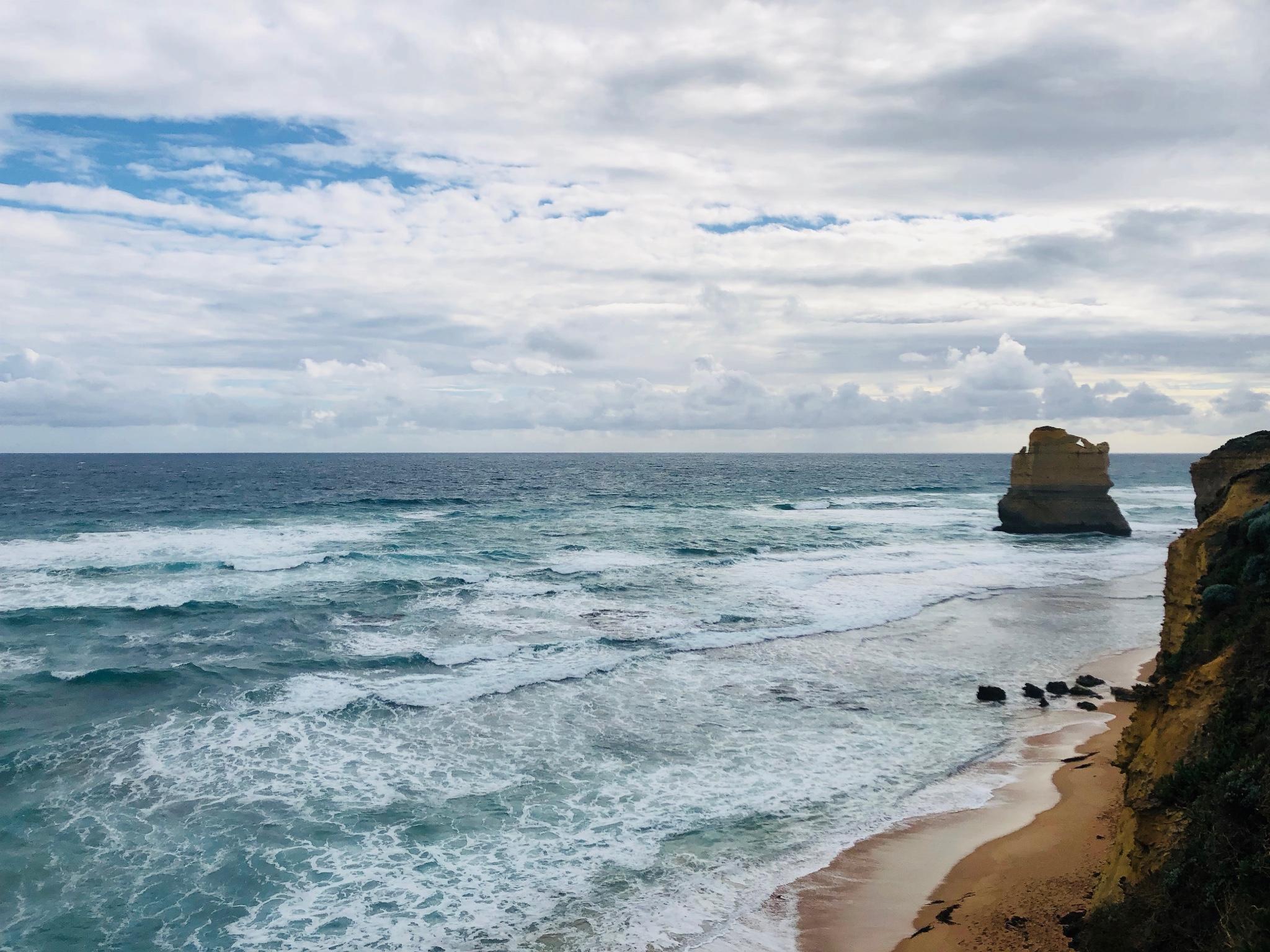 澳大利亚-房车自驾-奔向最美大洋路(三)-内附详细营地信息_游记