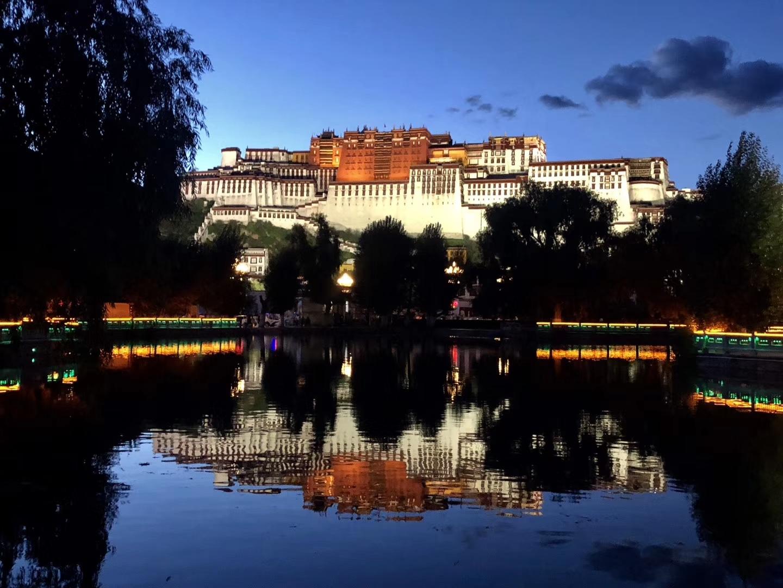 一个人的西藏行