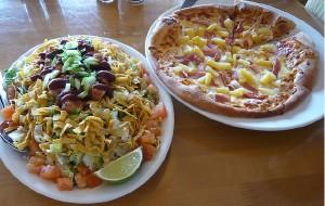 关岛美食-California Pizza Kitchen Guam