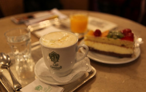 奥地利美食-Café Tomaselli