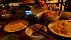 柬埔寨美食-龙汤(Soup Dragon)