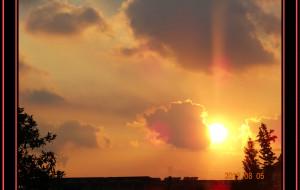 【如皋图片】夕阳我的梦