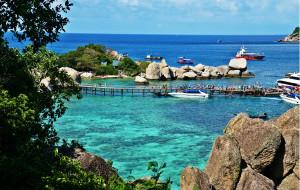 【涛岛图片】泰国14日自助游,曼谷、涛岛、南苑岛、苏梅岛、芭提雅,非主流路线多图杀猫