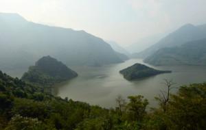 【秦岭图片】黑河水库--西安的重要水源地