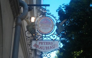 科隆美食-Peters Brauhaus