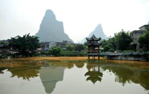 【黄姚古镇图片】黄姚—被遗忘的古村落