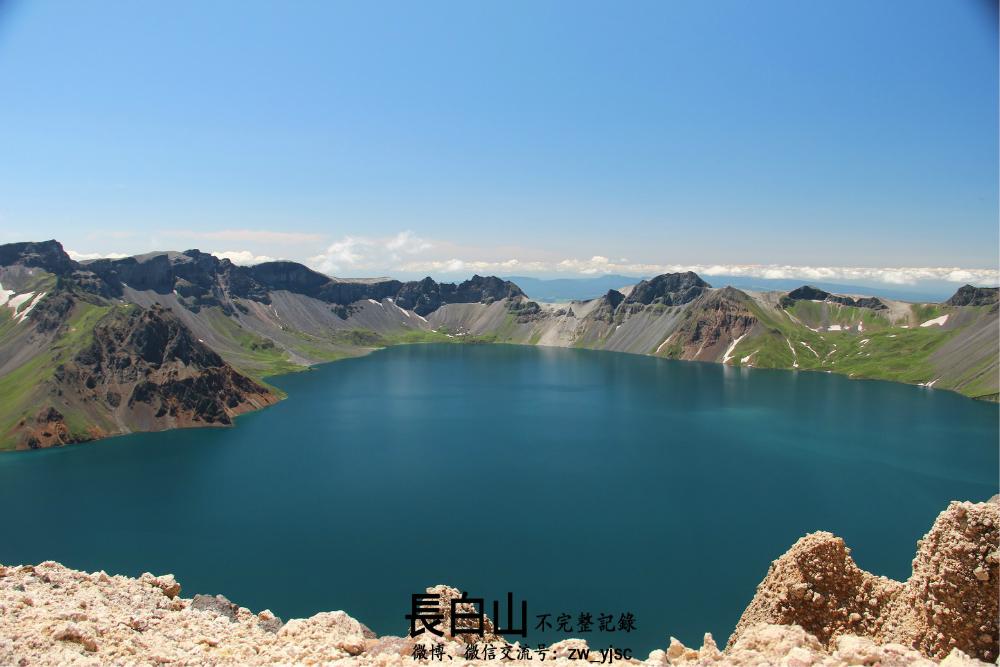 天啊!夏天的长白山你原来这么美!