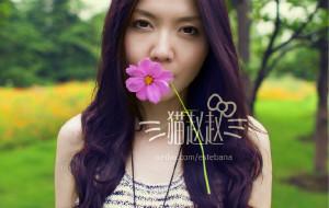 【上海图片】那女孩吃了花 - 滨江森林公园随拍 [2012.6.24]