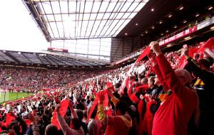 【曼彻斯特图片】不列颠小岛环游记——@Manchester,世界上只有一座Old Trafford, 一支 Man U和独一无二的 David Beckham
