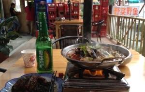 神农架美食-木鱼美食广场