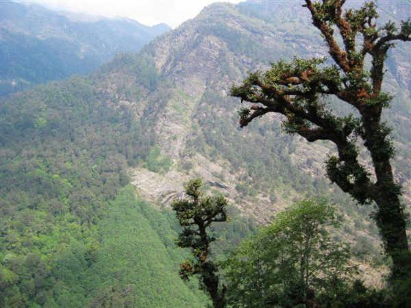 喜马拉雅山南与北图片