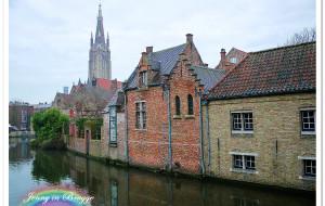 【比利时图片】一个人欧洲流浪三部曲之二【情迷布鲁日】