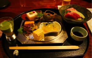 京都美食-顺正汤豆腐(南禅寺本店)