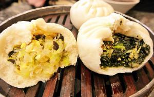 天津美食-石头门坎素包店(南市食品街店)