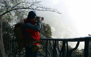 【三清山图片】雪中迷雾三清----第二次三清山。