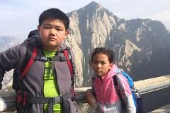 小驴的三山五岳之再登华山--2015年国庆黄金周