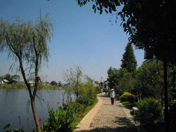 乔口镇gdp_靖港古镇 乔口水乡 铜官窑遗址公园一日游 纯玩无自费
