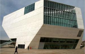 葡萄牙娱乐-波尔图音乐厅
