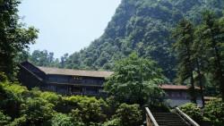 峨眉山景点-仙峰寺