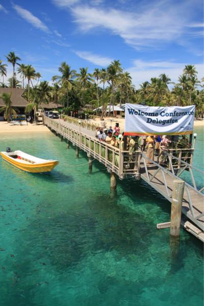 斐济——空气,阳光,海水,沙滩,椰子树