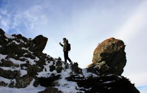 【天山图片】走进新疆天池(初冬深度徒游)
