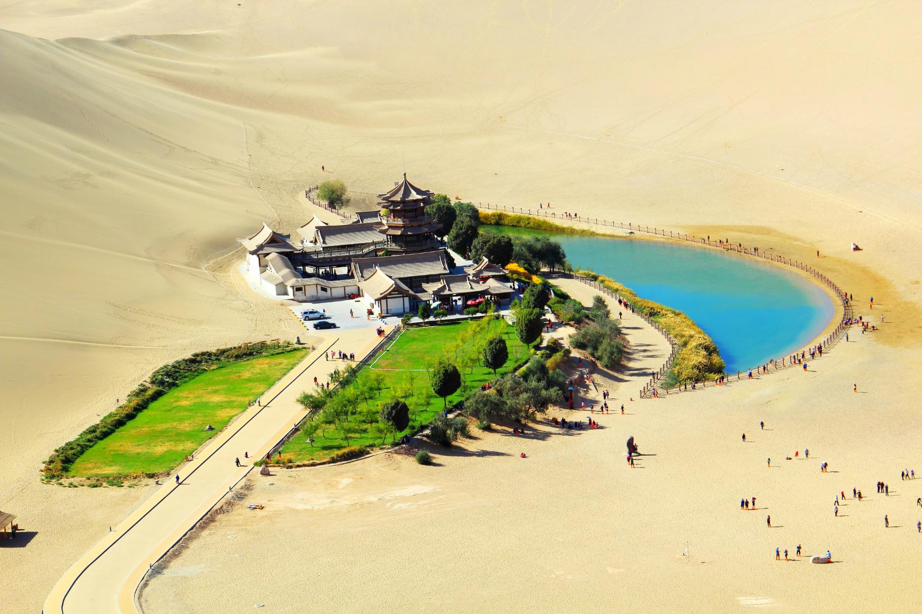 dunhuang sand