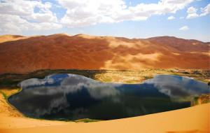【巴丹吉林图片】2014年巴丹吉林沙漠自助游全攻略(权威贴)2014年9月出品