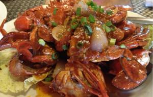 菲律宾美食-Lab-as Seafood Restaurant