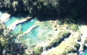【危地马拉图片】危地马拉背包游-LANQUIN 蓝沁一户外探险的乐园