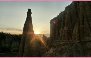 【元谋图片】2011年11月 云南之旅【浪巴铺土林】