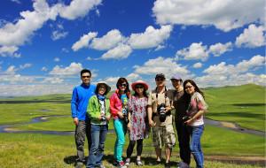 【室韦图片】最美大草原—呼伦贝尔、阿尔山大环线照片游记攻略