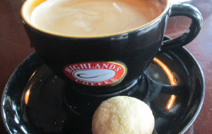 河内美食-Highlands Coffee