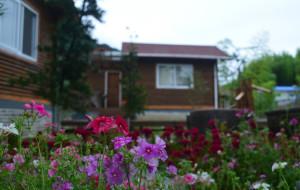 【永安图片】木本家园——上坪天斗山庄小木屋体验