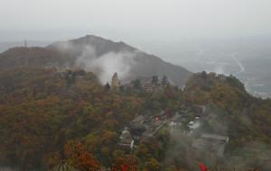 【平凉图片】雨游道教名山--崆峒山